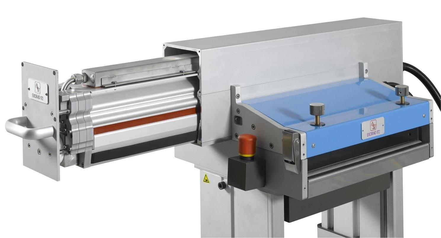 Excimer - Excirad 172 - Stickstoffinertisierte UV-Härtung IOT