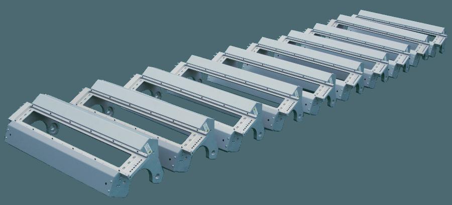Inertage - Inertage de sécheurs UV - IOT GmbH Leipzig