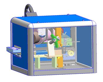 Laboratorio UV - Instalaciones, Técnica analítica - IOT Leipzig